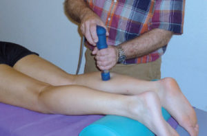 Activation musculaire sur triceps sural